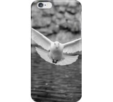 The flight of the dove iPhone Case/Skin
