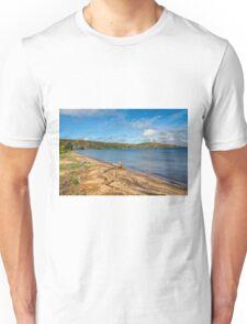 Munising On Lake Superior Unisex T-Shirt