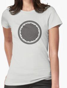 Sunflower Fibonacci Fractal Spiral T-Shirt