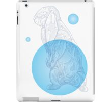 Rabbit iPad Case/Skin
