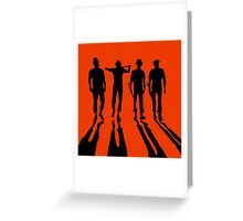 A Clockwork Orange Greeting Card