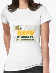 The Pack Womens Fitted T-Shirt