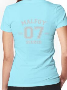 Malfoy - Seeker Women's Fitted V-Neck T-Shirt