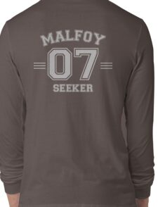 Malfoy - Seeker Long Sleeve T-Shirt