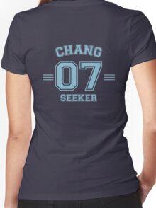 Chang - Seeker Women's Fitted V-Neck T-Shirt