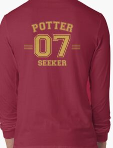 Potter - Seeker Long Sleeve T-Shirt