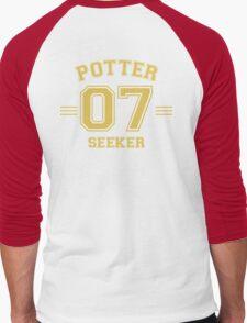 Potter - Seeker Men's Baseball ¾ T-Shirt