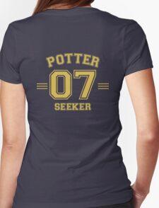 Potter - Seeker Womens Fitted T-Shirt