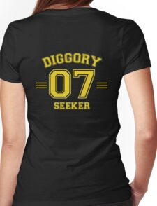 Diggory - Seeker Womens Fitted T-Shirt