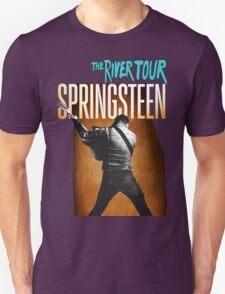 Bruce The River Tour 2016 BRO4 T-Shirt