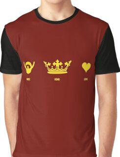 Uncle Drew - King James - K Love Graphic T-Shirt