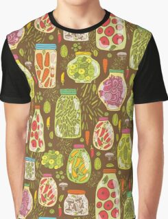 Autumn pickled vegetables Graphic T-Shirt