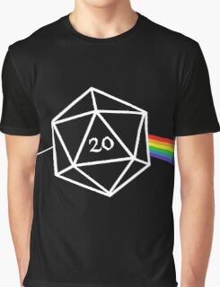 D&d D20 Success Graphic T-Shirt