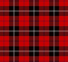 Clan Ramsay Tartan by thecelticflame
