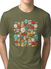 yum yum Tri-blend T-Shirt