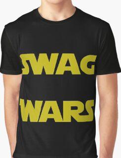 star wars- Swag Wars Graphic T-Shirt