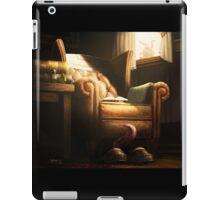 Unexplained Disappearance iPad Case/Skin