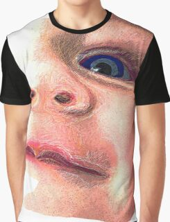 Baby face Graphic T-Shirt
