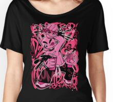 Fast Food Combo Breaker (hot pink) Women's Relaxed Fit T-Shirt