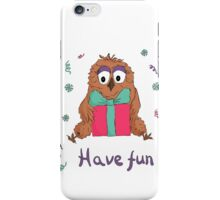 Funny own iPhone Case/Skin