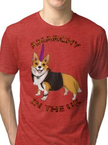 ANARCHY IN THE UK Tri-blend T-Shirt