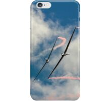 Ballet in the Clouds iPhone Case/Skin