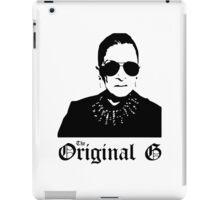 Original (G)insburg iPad Case/Skin