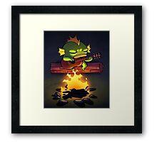Vlambeer Fish Framed Print