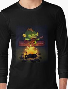 Vlambeer Fish Long Sleeve T-Shirt