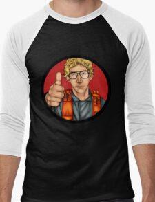 MATT The Radar Technician - Adam Driver SNL Star Wars Men's Baseball ¾ T-Shirt