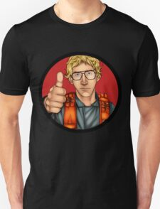 MATT The Radar Technician - Adam Driver SNL Star Wars T-Shirt