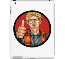 MATT The Radar Technician - Adam Driver SNL Star Wars iPad Case/Skin