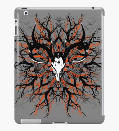Pagan mandala 2 iPad Case/Skin