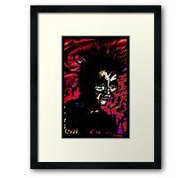 Hades. God Of The Dead. Framed Print