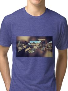 CS:GO Maps Tri-blend T-Shirt