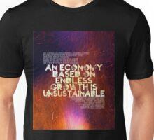 Muse Unsustainable Unisex T-Shirt