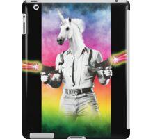 Badass Unicorn iPad Case/Skin