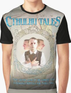 Cthulhu Tales Graphic T-Shirt