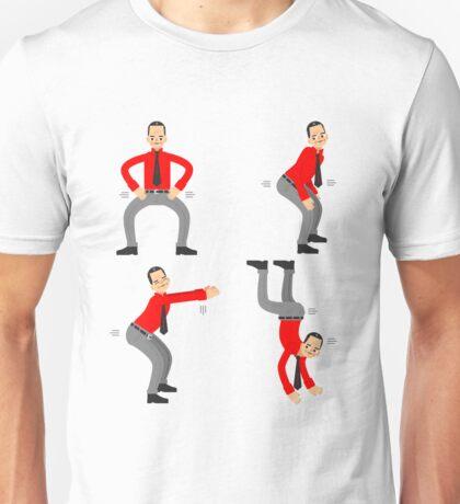 Kraf-Twerk Unisex T-Shirt