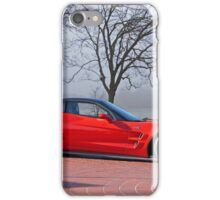 2009 Chevrolet Corvette ZR 1 iPhone Case/Skin
