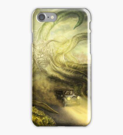 Overtaken! iPhone Case/Skin