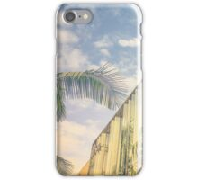 Beverly Hills - Rodeo Drive - Palm Reflections iPhone Case/Skin