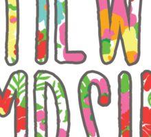 New Hampshire - Lilly Pulitzer Sticker