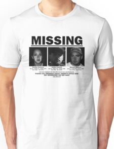 MISSING - The Blair Witch Project Unisex T-Shirt