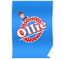 'O' is for Ollie! Poster