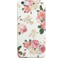 Cute Floral iPhone Case/Skin