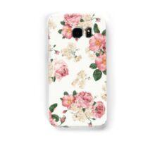 Cute Floral Samsung Galaxy Case/Skin