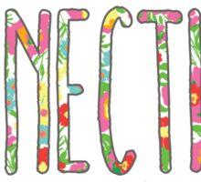 Connecticut - Lilly Pulitzer Sticker