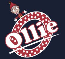 'O' is for Ollie! One Piece - Short Sleeve