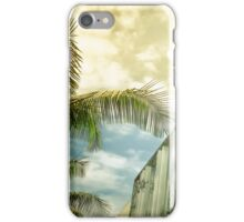 Beverly Hills - Rodeo Drive - Palm Reflections II iPhone Case/Skin